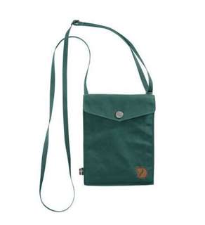 Fjallraven's Kanken pocket purse 狐狸細袋