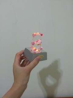 🚚 五彩小夜燈
