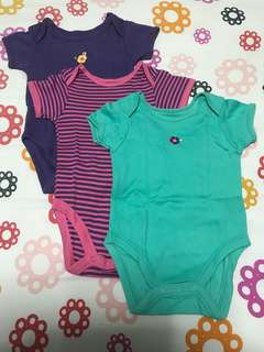 Lot of Mothercare Onesies