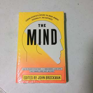 The Mind by John Brockman