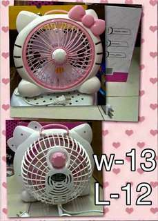 Hellokitty fan