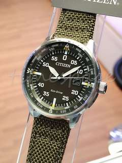 CITIZEN Eco-Drive BM7390-22X (光動能)