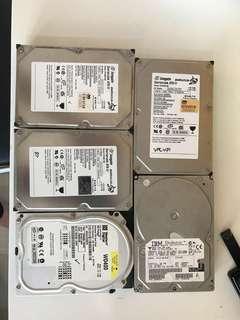 3.5 2.5 硬碟機