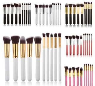 Kabuki 10pcs Brush Set!
