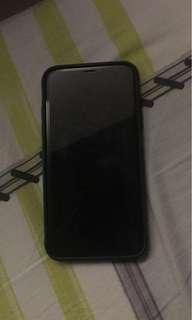 iPhone X 黑色64gb「face id」不可用!