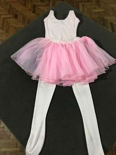 Leotards, Tights, Tutu for 2-3 years old