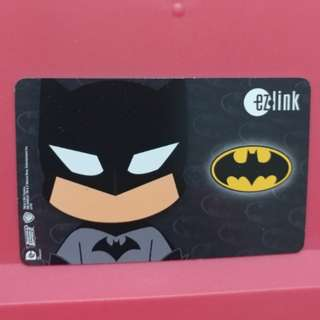 Batman Ezlink Card