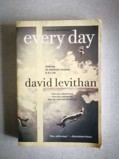 BOOK - EVERY DAY