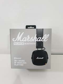 Brand new Marshall major lll