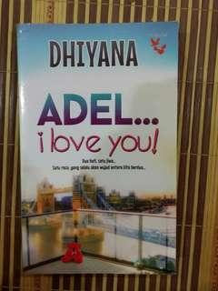 Novel ADEL... i love you!, Dhiyana