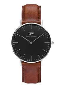 DW Classic St Mawes 36mm手錶