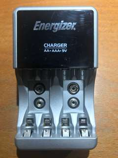 Energizer Battery Charger (Model: CHCC-EU)