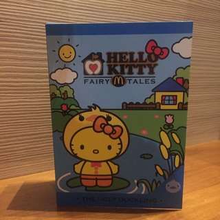 Hello Kitty Fairy Tales - The Ugly Duckling