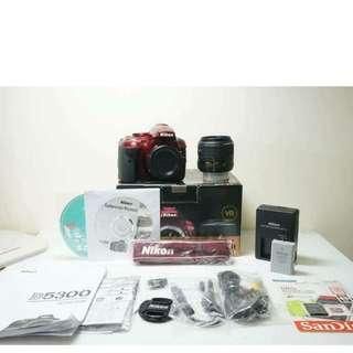 🔥HOT🔥Nikon D5300 (Body +Lens)