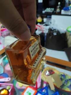 日威鋼琴造型威士忌酒辦100ml with box.