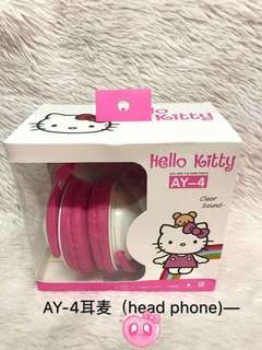 Hellokitty Headphone