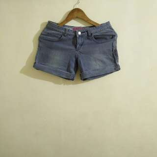 CS15 Denim Shorts