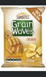 Grain Waves 脆片