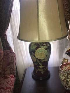 Beautiful lamp set