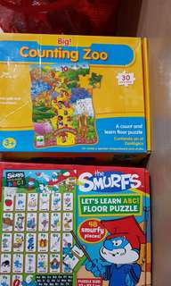 Puzzle education