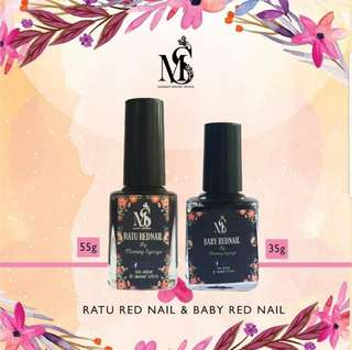 💅 Ratu/Baby Red Nail 💅