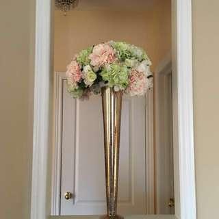 Professional faux floral Center pieces