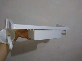 Toilet Rack with Drawer