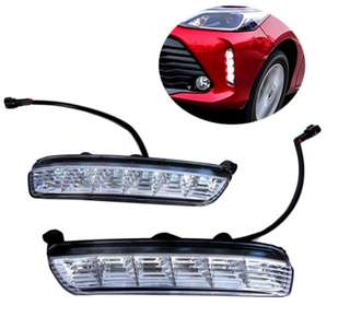 DLR Daytime Driving Running Lights Toyota Vios 2017