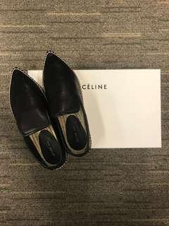 CELINE 全新pointy slipper