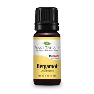 Plant Therapy Bergamot Essential Oil 10ml