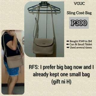 Preloved Cosè Sling Bag