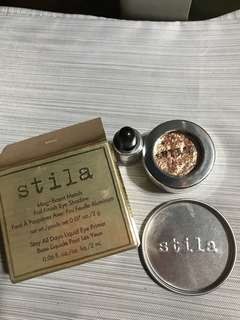Stila magnificent metals foil finish eyeshadow #maudecay