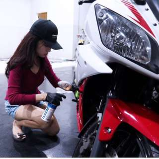 BIKE WASH AT ONLY $9.90!!!!!!!!!!