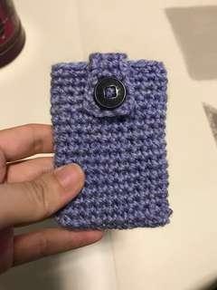 《自家設計》手織卡套A款(可放八達通卡/信用卡/會員卡)