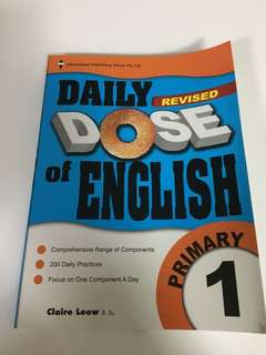 Brand New daily dose of English - Revised