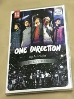 ONE DIRECTION UP ALL NIGHT LIVE TOUR
