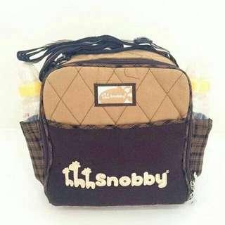 Tas Perlengkapan Bayi Snobby / Tas Bayi Kecil