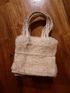 Abaca Giveaway Bag
