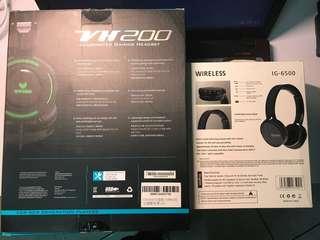 🚚 好音質 藍芽耳機和電競專用耳機 優惠價