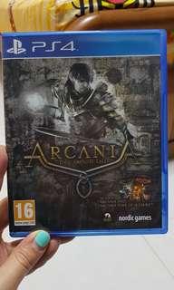 PS4 ARCANIA