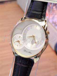 CITIZEN Dual Time AO3008-07A (石英錶)