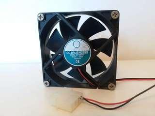 電腦機背散熱風扇 Computer Fan