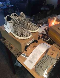 Adidas Yeezy Shoes Sneakers Runners