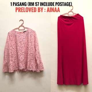 Floral & Skirt