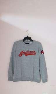 Crewneck Indians MLB