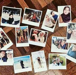 Polaroid Photo Printing