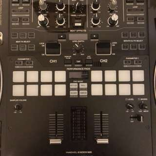 Pioneer s9 dj battle scratch mixer