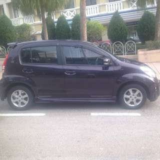 Used Myvi SE Auto 1.3 2013