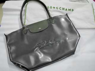 Limited Edition-Longchamp Victoire Tote bag MEDIUM WITH LONG HANDLE