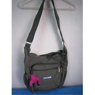 Girbaud Moss Green shoulder/body bag